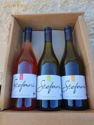 Vigna Stefani White Wine Pack
